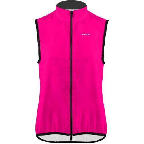 Primal Neon Pink Radweste Frauen - L Rosa   Westen