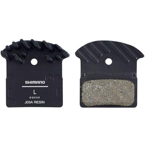 Shimano J03A Scheibenbremsbeläge - Pair Schwarz   Scheibenbremsbeläge