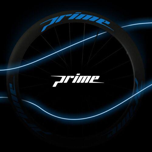PRiME RR 50 V3 Aufkleberset - Pack of 6 Blau   Aufkleber