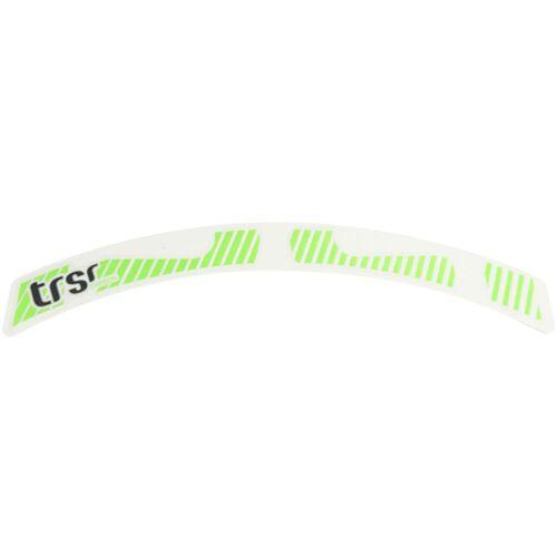 """e.thirteen TRS Race Aufkleberset - 29"""" Neon Green   Aufkleber"""