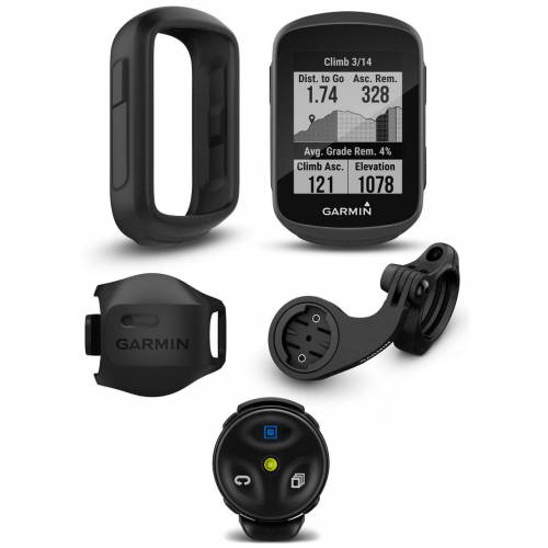 Garmin Edge 130 Plus Mountainbike Fahrradcomputerset - One Size