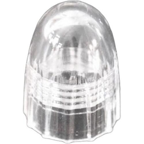 Schwalbe Ventilkappe - Dunlop Silber   Fahrradschläuche