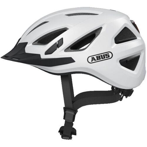 Abus Urban I 3.0 Fahrradhelm - XL Weiß   Helme