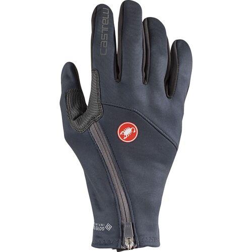 Castelli Mortirolo Radhandschuhe - XS Savile Blue   Handschuhe