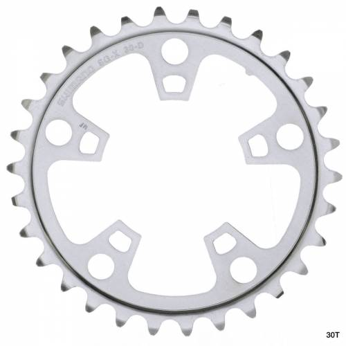 Shimano Tiagra FC4603 Kettenblätter (3x10-fach) - 30t 10 Speed