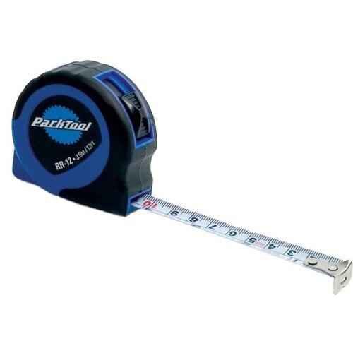 Park Tool RR12 Maßband - Black - Blue   Werkzeugsets