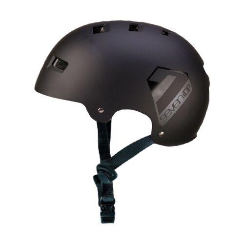 7 iDP M3 Dirt Fahrradhelm - L/XL Matt Black/Gloss Bla   Helme