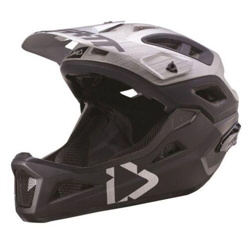 Leatt DBX 3.0 Enduro Fahrradhelm - S 51-55cm Brushed   Helme