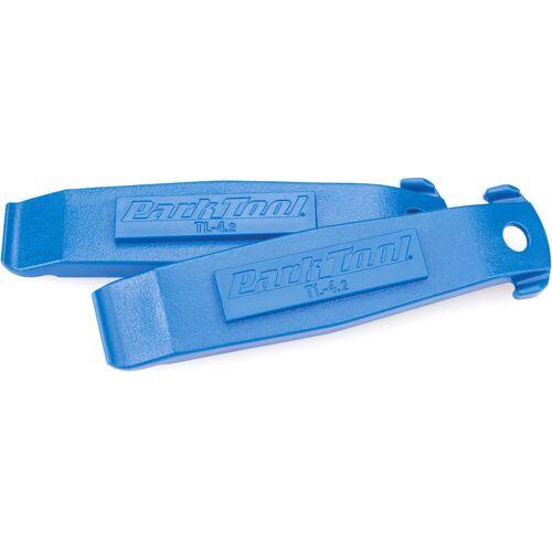 Park Tool TL4.2C Reifenheber (2 Stück) - Blau   Reifenheber