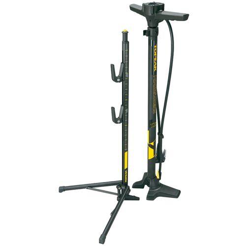 Topeak XX HP Standpumpe (inkl. Fahrradständer) - Presta / Schrader