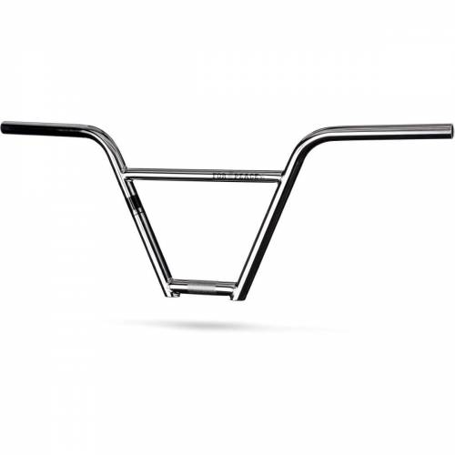 "Blank For Peace XL BMX Fahrradlenker - 22.2mm  9.25"" Chrom"