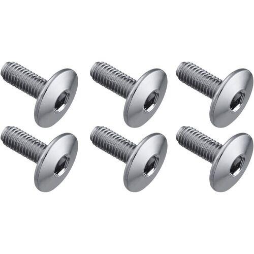 Shimano Befestigungsschrauben für SPD SL Cleats (13,5 mm) - Silber