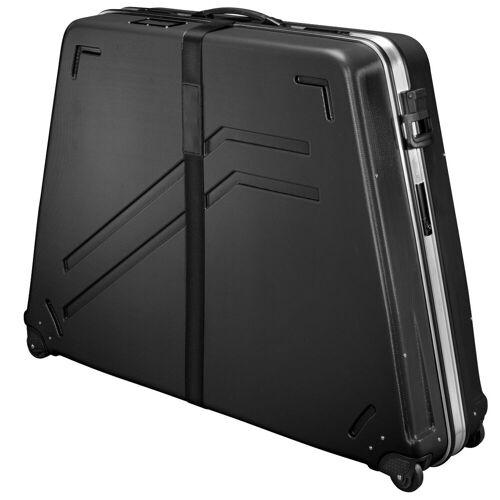 B&W Fahrradbox - Einheitsgröße Schwarz   Fahrradtaschen