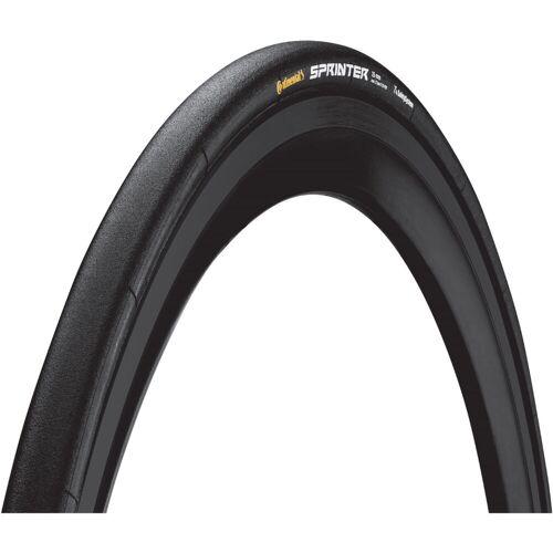 Continental Sprinter Schlauchreifen - 700c 25c Schwarz   Reifen
