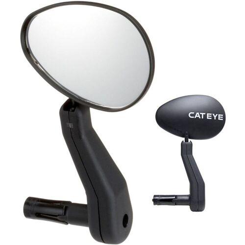 Cateye BM 500G Spiegel - Schwarz   Fahrradspiegel