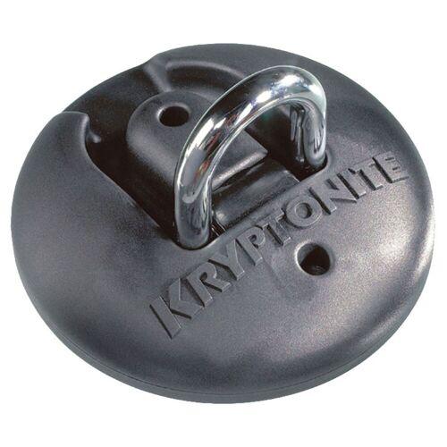 Kryptonite Stronghold Surface Bodenanker - . Schwarz   Bodenanker