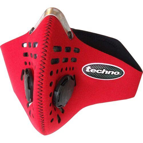 Respro Techno Atemschutzmaske - L Rot   Atemschutzmasken