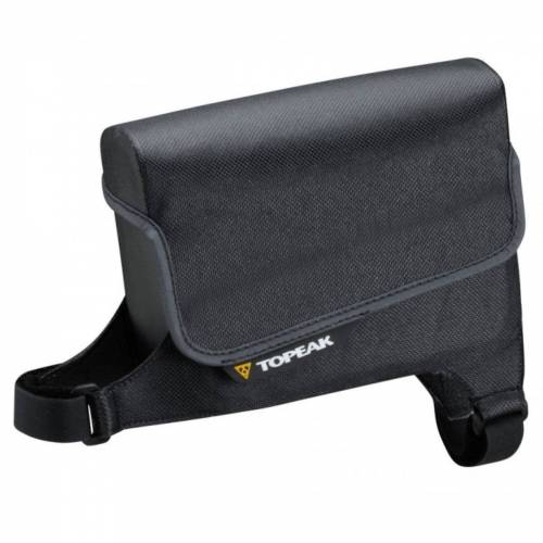 Topeak Tri Bag Tasche (mit Drybag Hülle) - Medium Schwarz