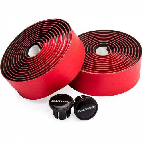 Easton - Microfaser Lenkerband für Rennradlenker - Einheitsgröße Rot