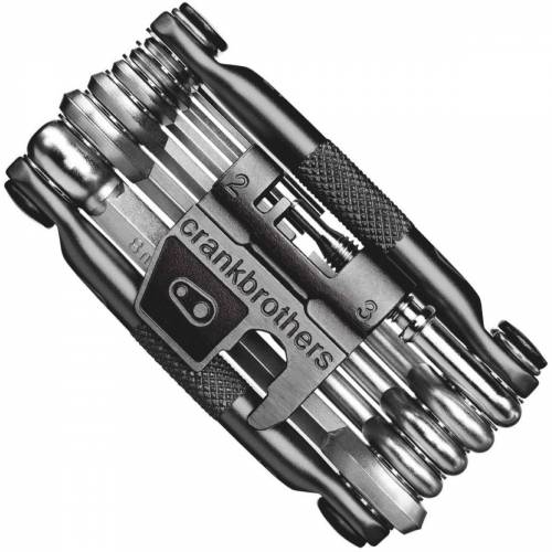 Crank Brothers Multitool (17 Funktionen) - . Grau   Multitools