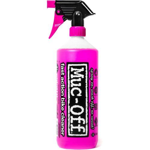Muc-Off Nano Tech Fahrradreiniger (1 Liter Flasche mit Spray)