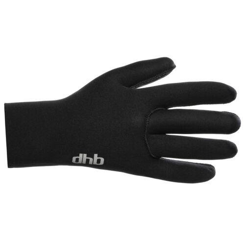 dhb Neopren Radhandschuhe - S Schwarz   Handschuhe