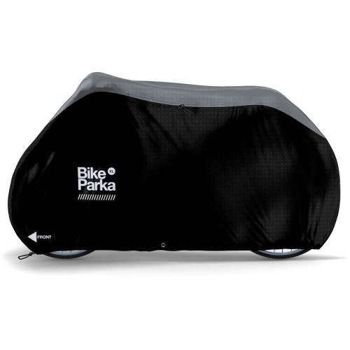 BikeParka Fahrradschutzhülle XL  - Schwarz   Fahrradschutzhüllen