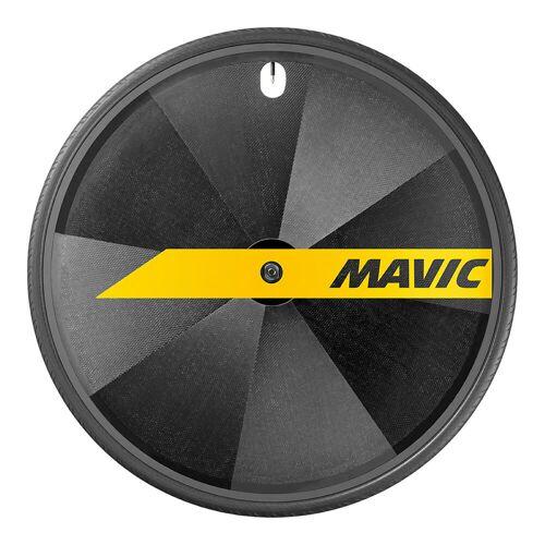 Mavic Comete Hinterrad (für Rennräder, Schlauchreifen, für Scheibenbremsen - mit Reifen)