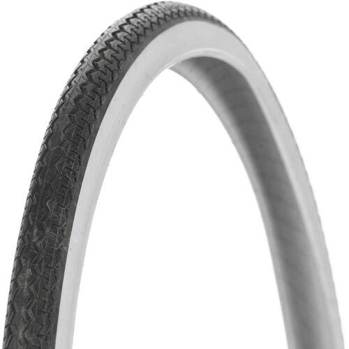 Michelin World Tour Fahrradreifen - 700c 35c Wire Bead Black - White
