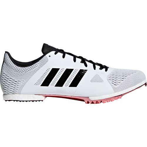 Adidas adizero md Laufschuhe - UK 8 ftwr white/core blac