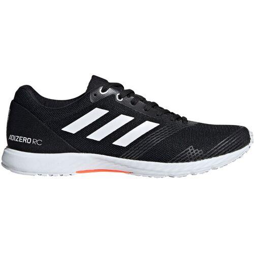 Adidas Adizero RC Laufschuhe - UK 8 core black/ftwr whit   Laufschuhe