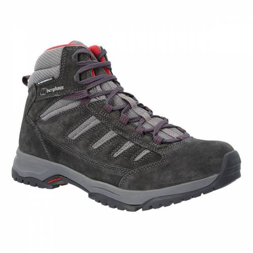 Berghaus Exped Trek 2.0 Tech Wanderschuhe - UK 10.5 Dark Blue/Black