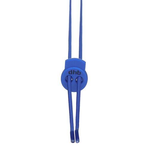 dhb Elastische Schnürsenkel - One Size Blau   Schnürsenkel