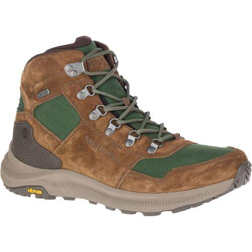 Merrell Ontario 85 Mid Stiefel (wasserdicht) - UK 12 Forest   Stiefel