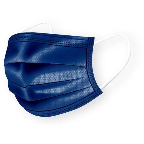 Medipop Einweg Gesichtsmaske (5er Pack - Neon Blue) - Neon Blue