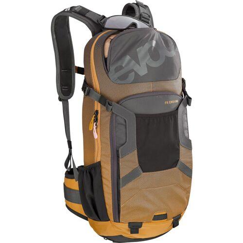 Evoc FR Enduro Rucksack (16 l) - Small Carbon Grey/Loam   Rucksäcke