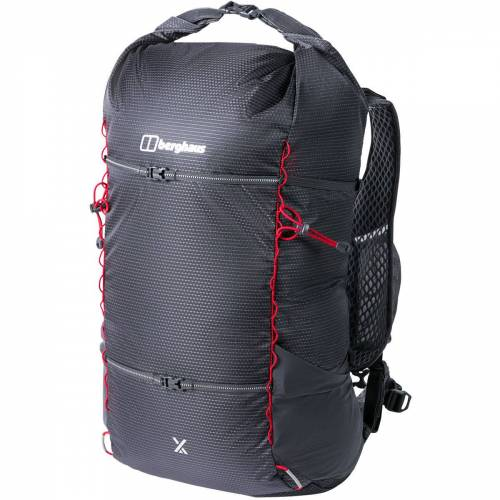 Berghaus Fast Hike Rucksack (32 l) - One Size Carbon/Haute Red