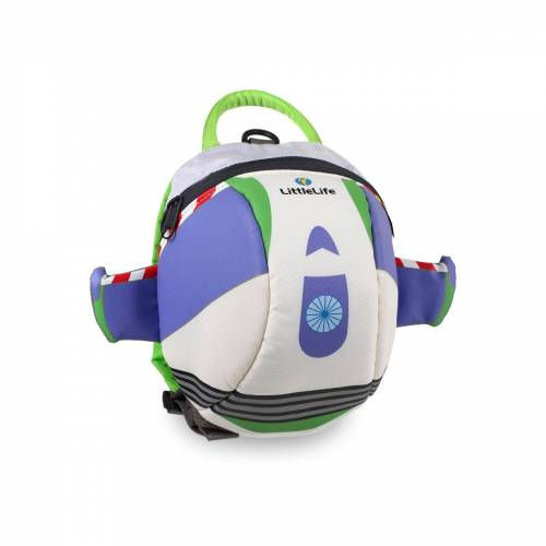 LittleLife Toddler Disney Buzz Lightyear Rucksack Kinder - Weiß