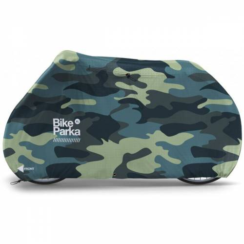 BikeParka Fahrradschutzhülle XL  - Camouflage   Fahrradschutzhüllen