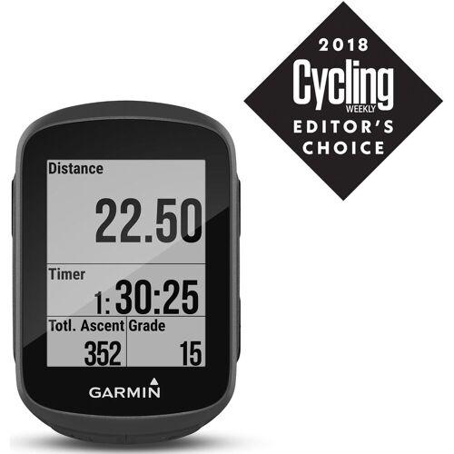 Garmin Edge 130 GPS Fahrradcomputer - One Size Schwarz   Radcomputer