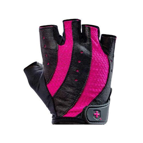 Harbinger Pro Trainingshandschuhe Frauen - Small Schwarz / Pink