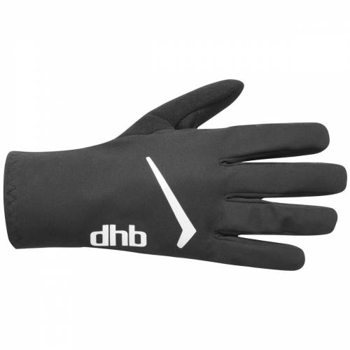 dhb Handschuhe (wasserdicht) - Small Schwarz   Handschuhe