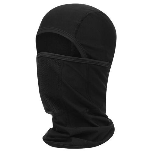 dhb Balaclava Sturmmaske - One Size Schwarz   Kopfmasken