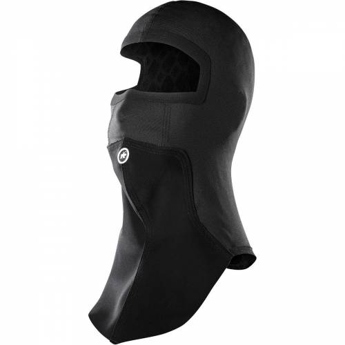 Assos Ultraz Winter Sturmmaske - 0 Black Series   Kopfmasken