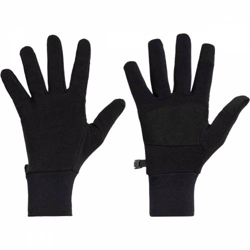 Icebreaker Adult Sierra Handschuhe - Extra Large Schwarz   Handschuhe