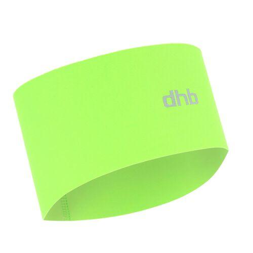 dhb Stirnband (winddicht) - One Size Grün   Stirnbänder
