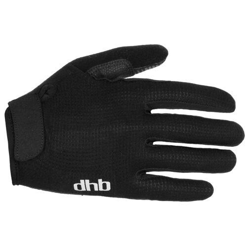 dhb Radhandschuhe (leicht) - 2XL Schwarz   Handschuhe