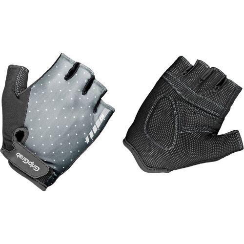 GripGrab Rouleur Radhandschuhe Frauen - L Grau   Handschuhe