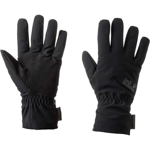 Jack Wolfskin Stormlock Highloft Handschuhe - Extra Large Schwarz