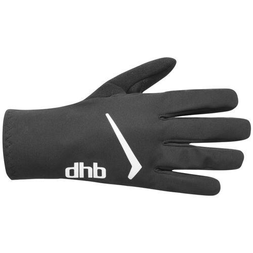 dhb Handschuhe (wasserdicht) - Extra Large Schwarz   Handschuhe